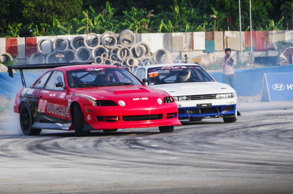 Highlights from Rd. 3 and 4 of the 2015 Hyundai Lateral Drift Championship