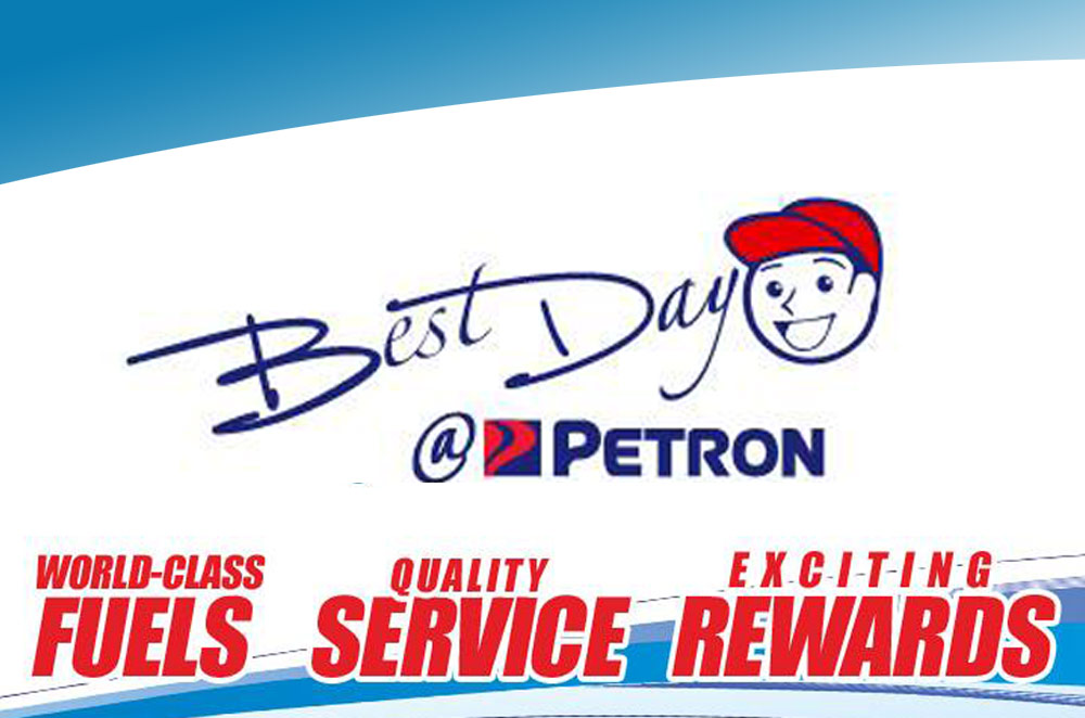 Here are 3 ways how you can have the 'Best Day at Petron'