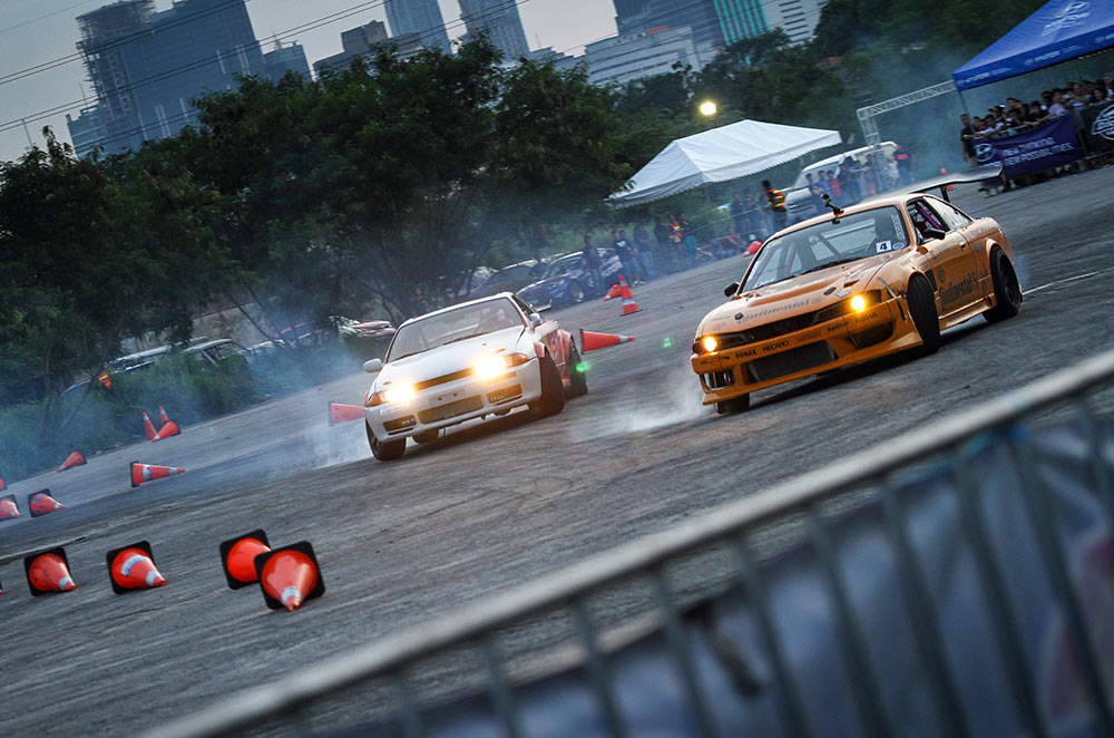 2015 Hyundai Lateral Drift takes Rd 5 to Quirino Grandstand