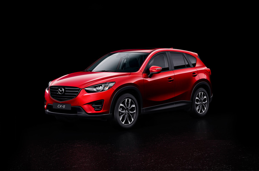 Mazda's new CX­5 compact crossover gets more than just a facelift