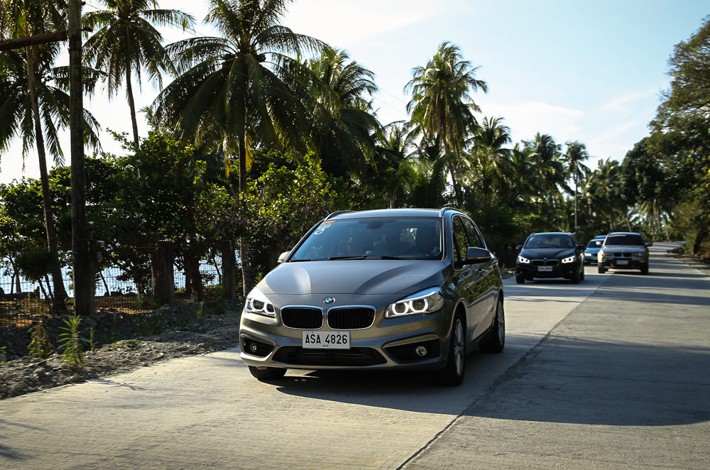 Going on a 340 km road trip in the all-new BMW 2 Series Active Tourer