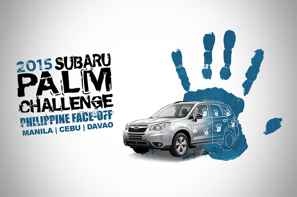 Subaru Philippines kicks off 2015 Palm Challenge this August