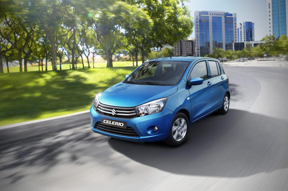 Suzuki launches a big small car, the all-new Celerio
