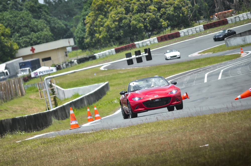 The All-New MX-5 demonstrates what Jinba Ittai is all about