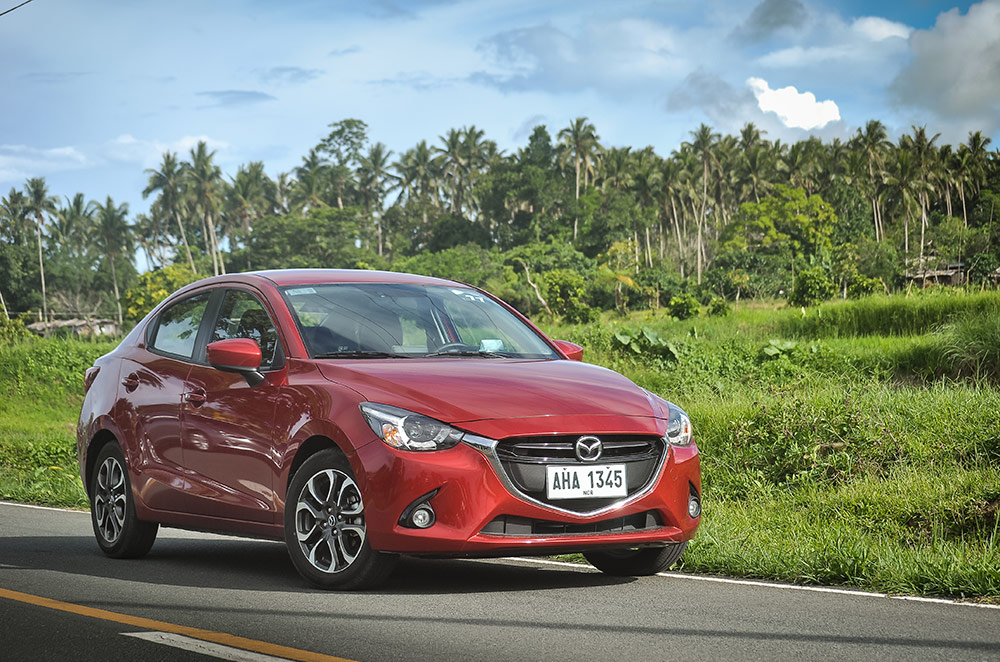 We took the all-new Mazda2 SKYACTIV out for a 300km spin down south