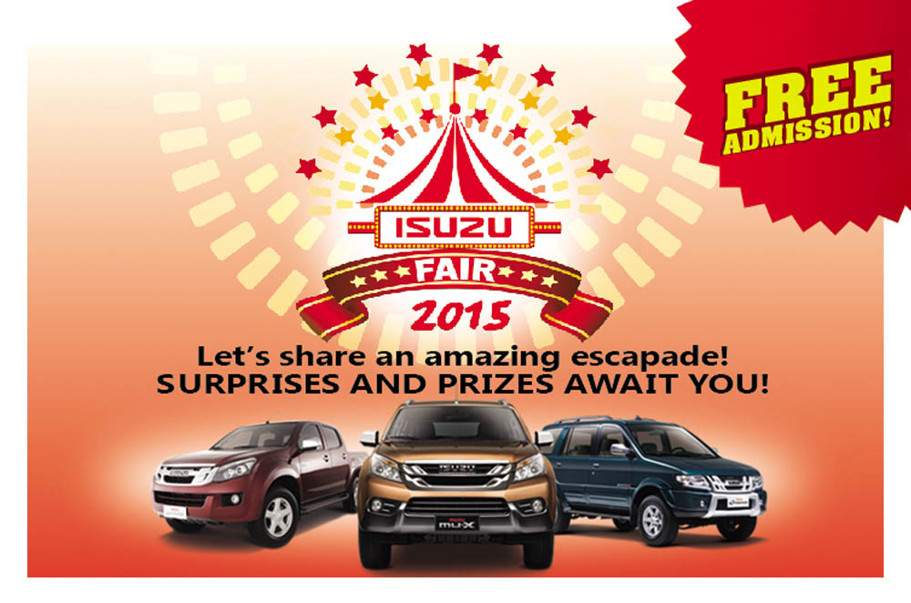 IPC reaches out to their customers with the Isuzu Fair and Truck Fest
