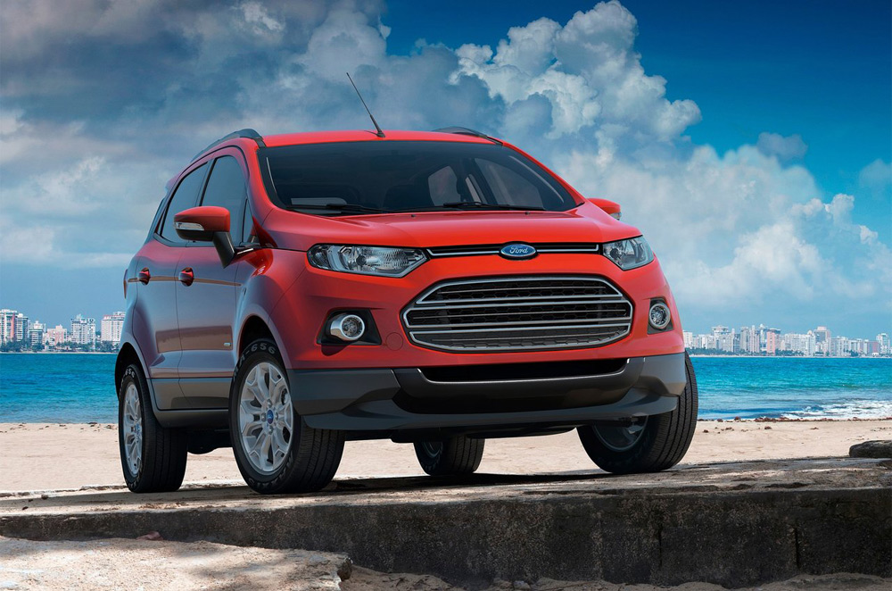 Ford PH' August sales performance boosted by EcoSport and Fiesta