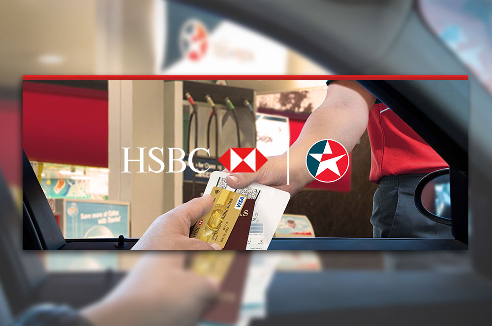 Gas up and boost your Mabuhay Miles with Caltex and HSBC