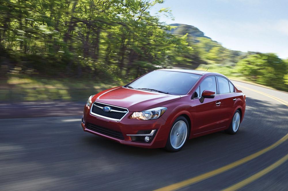 Subaru Impreza receives upgrades you'll definitely enjoy