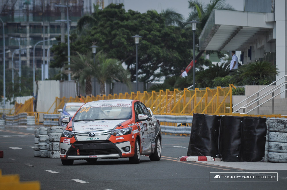 Ali Salvador comes back with 2nd place finish for TSF/TCC at the 2015 Vios Cup Rd 3