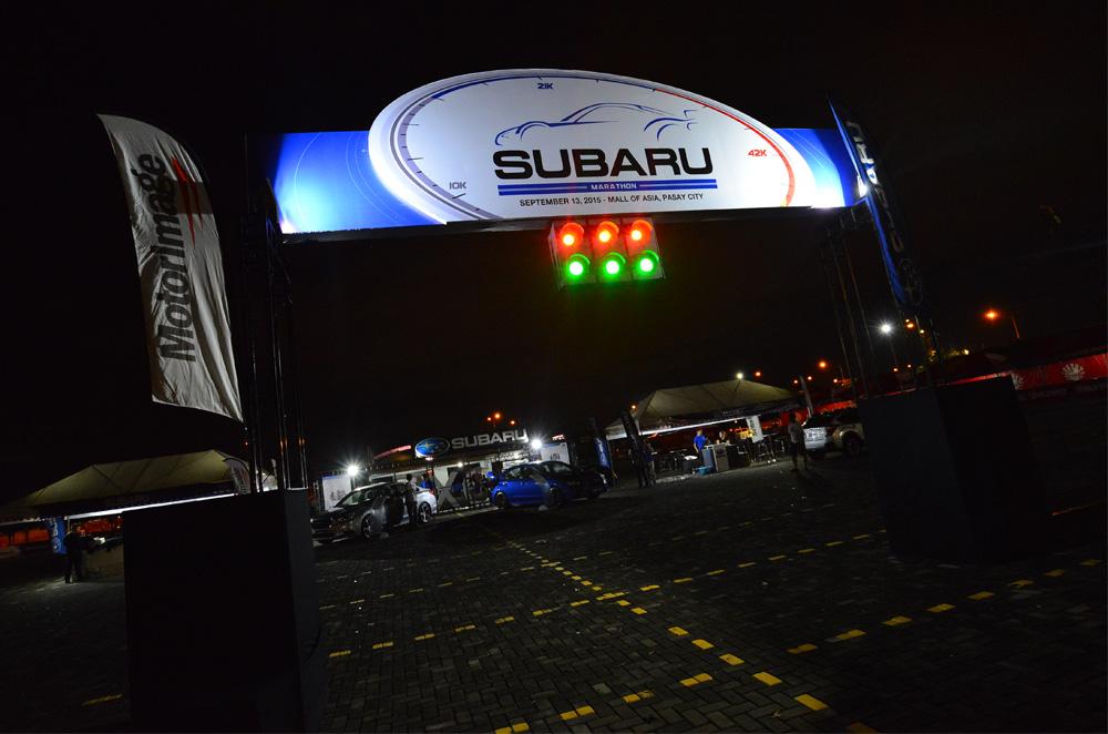 Subaru promotes a healthy lifestyle with the first ever Subaru Marathon