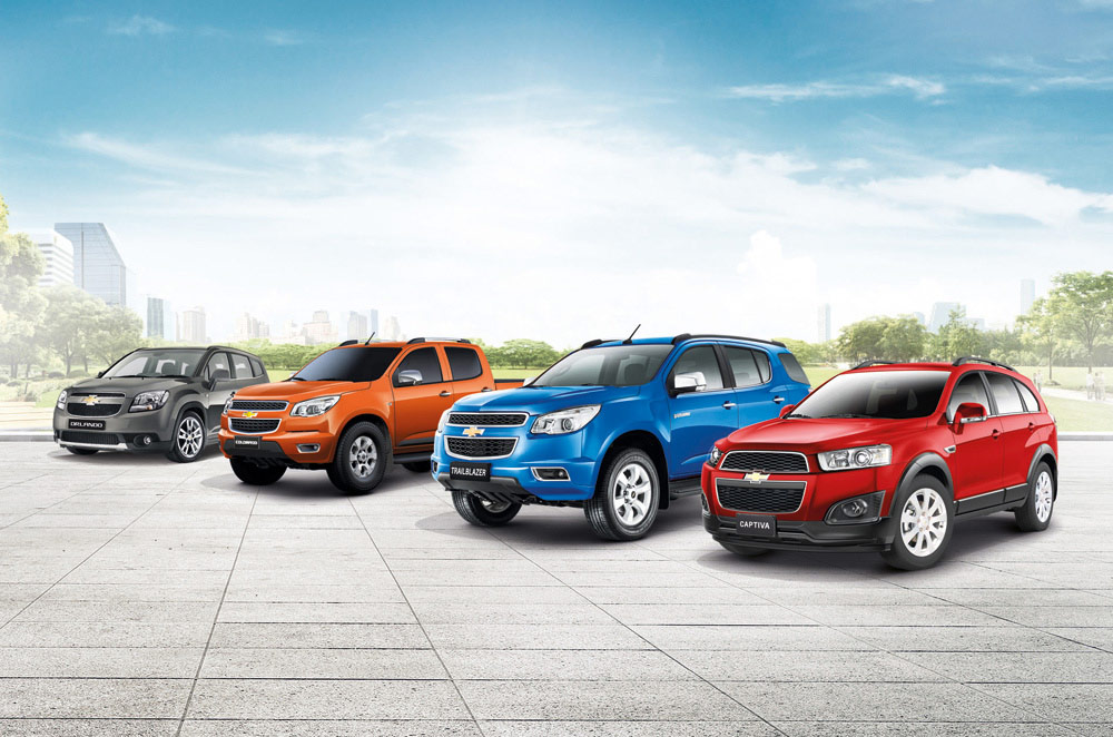 Don't miss the Chevrolet Motorama 2015 starting this October