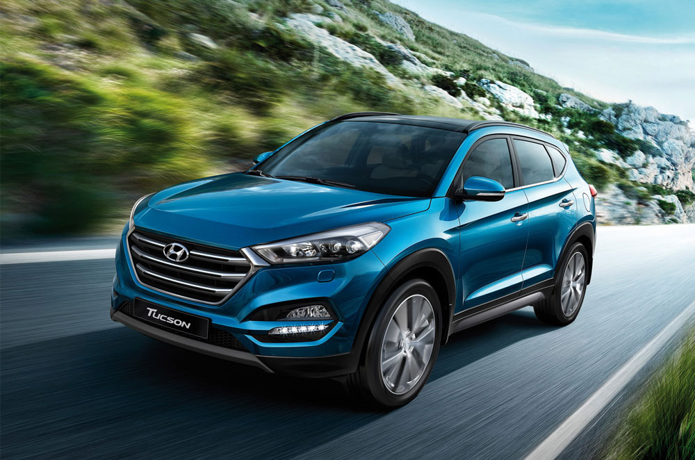 All-new Hyundai Tucson ranks 5 Stars in the latest Euro NCAP safety tests