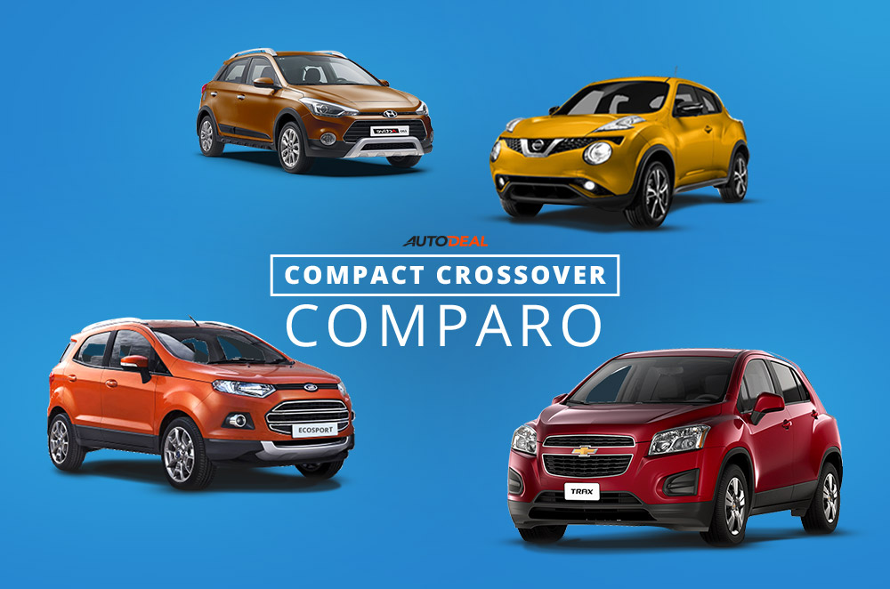 4 practical Compact Crossovers for under P1-Million