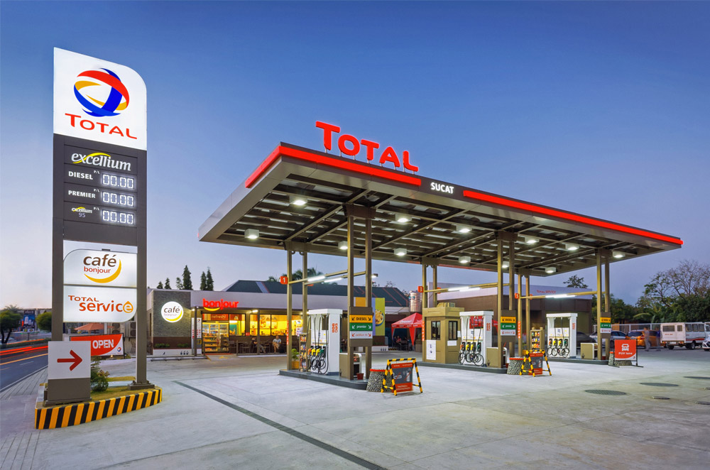 Total introduces Excellium premium diesel fuel with an exciting promo