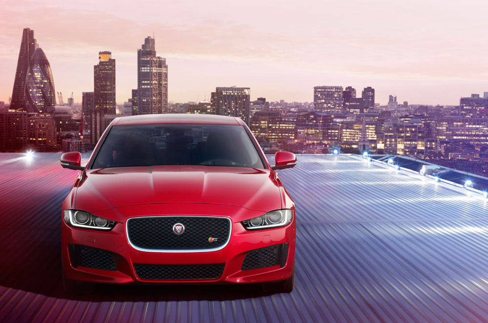Jaguar Ph launched its first entry to the midsized luxury sedan segment - the XE