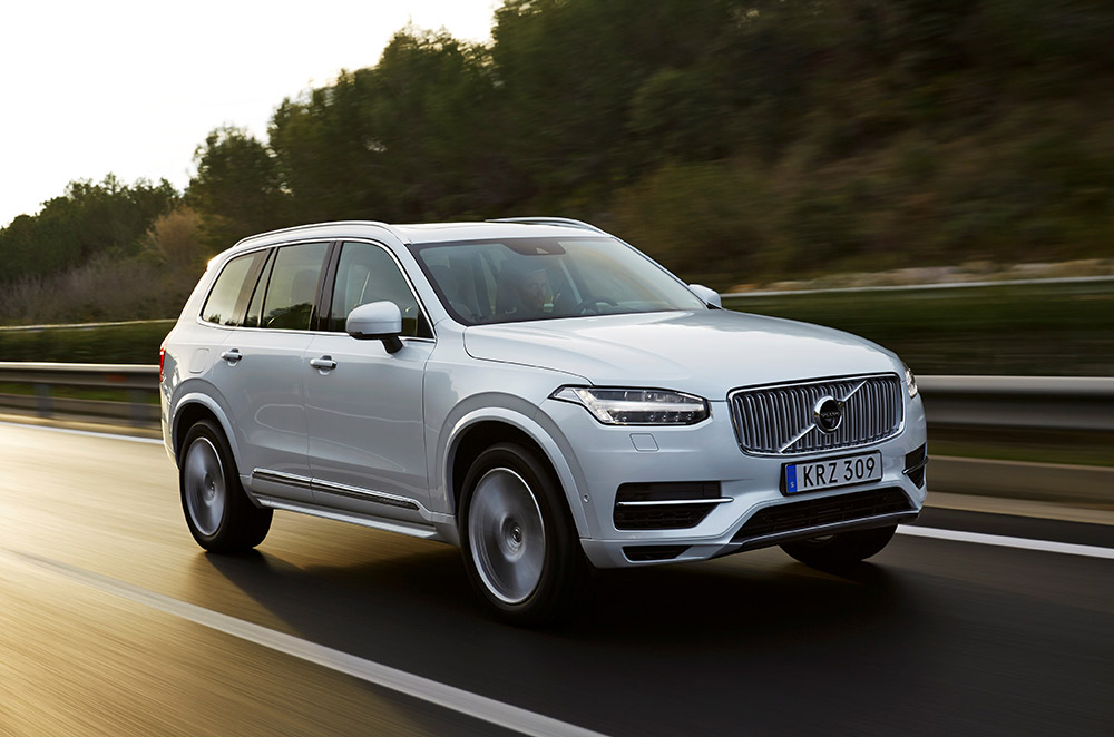 Volvo previews all-new XC90 that's bound for the Philippines