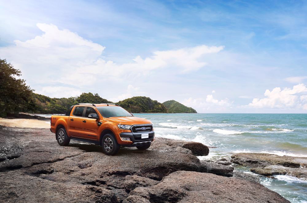 The Ford Ranger bags 5-star rating from 2015 ASEAN NCAP