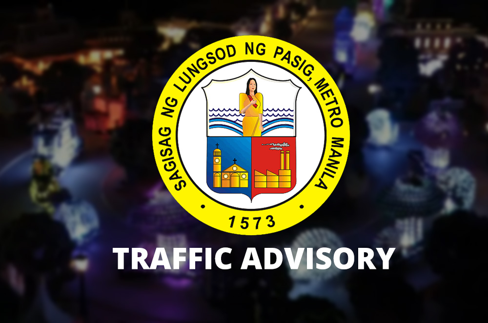 Traffic advisory for the Paskotitap Float Festival