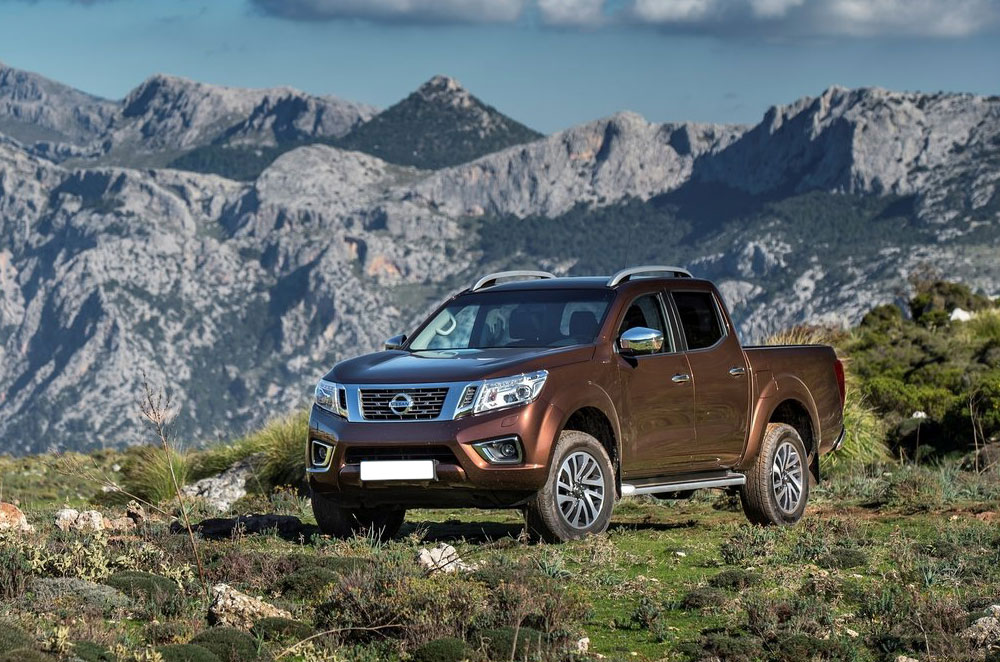 Nissan's NP300 Navara is the 2016 International Pick-up of the Year