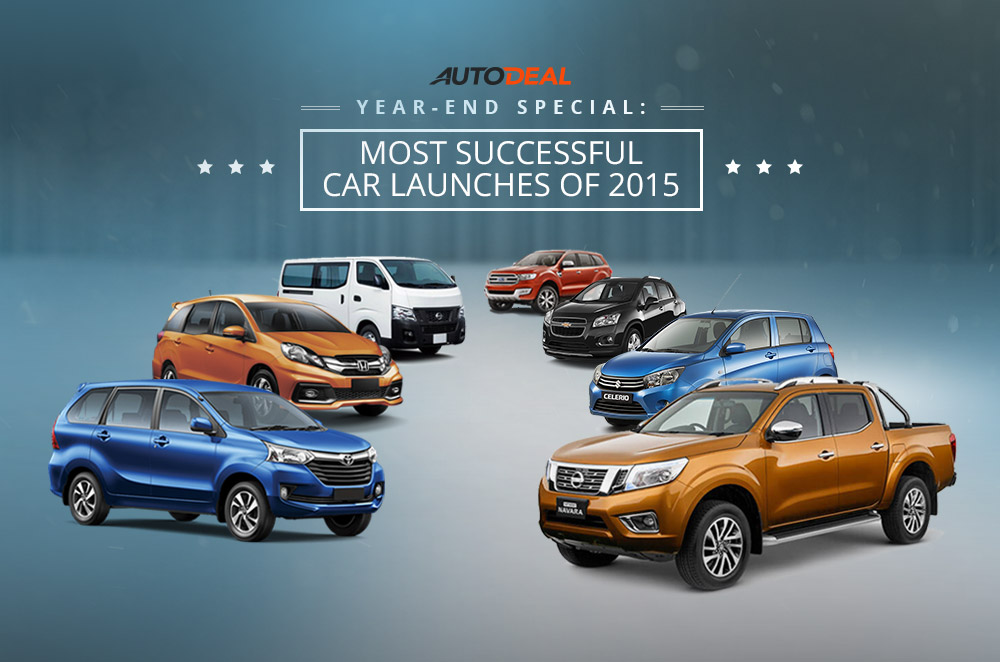 Year-end special: Most successful car launches of 2015