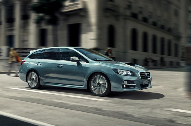 The all-new Subaru Levorg has finally arrived in the Philippines