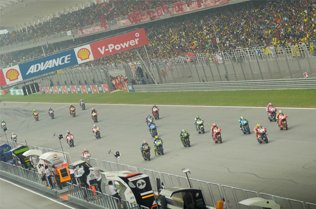 Things to do and places to go to in Malaysia during the F1 and Moto GP week