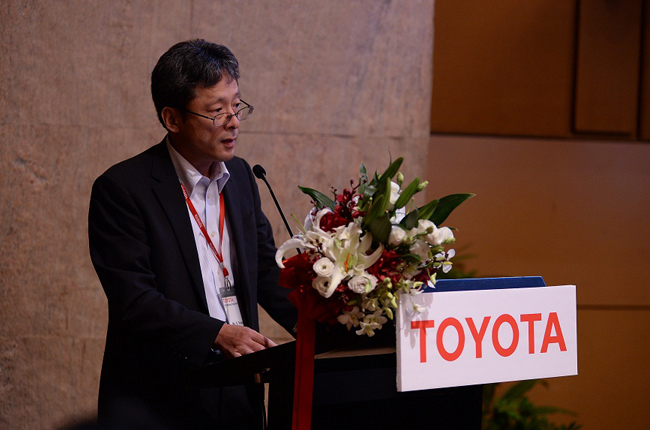 Toyota PH enters a new era with new president Satoru Suzuki
