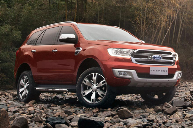 Ford Ph ranked as 3rd best-selling automotive brand in 2015