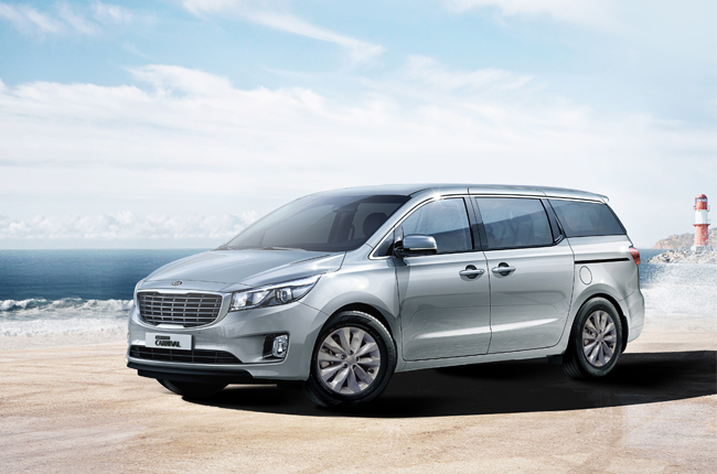 Kia Ph adds 11-seater variant to their Grand Carnival MPV model