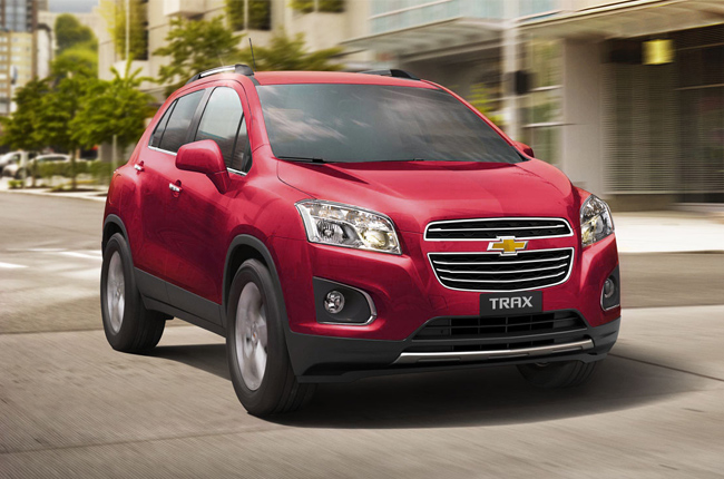 The Beauty Of The Chevrolet Trax 14 Lt At Subcompact Crossover