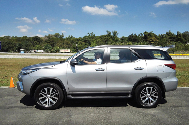 First impressions of the new Fortuner