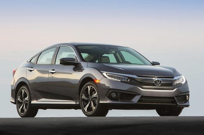 Honda Ph previews the 2016 all-new Civic