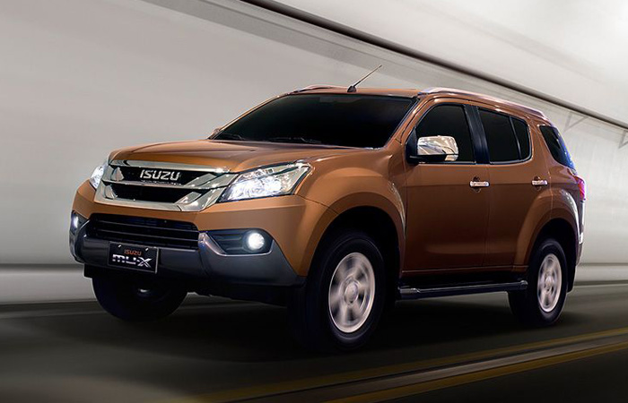 Isuzu PH expects their sales to grow further in 2016