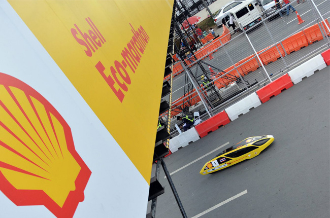 Michelin is in search of innovation through Shell Eco-Marathon Asia 2016