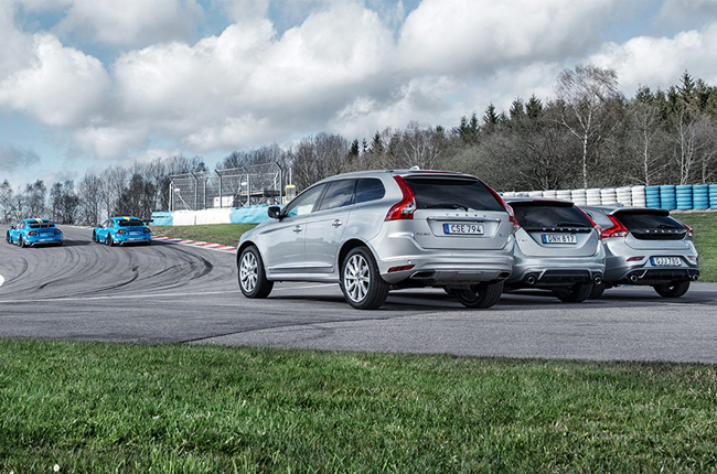 Polestar introduces new Performance Parts range for Volvo vehicles
