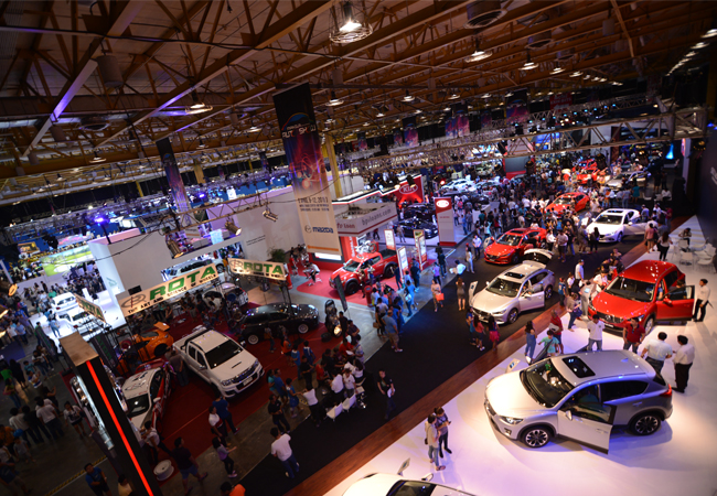 MIAS 2016 to showcase the world of smart mobility