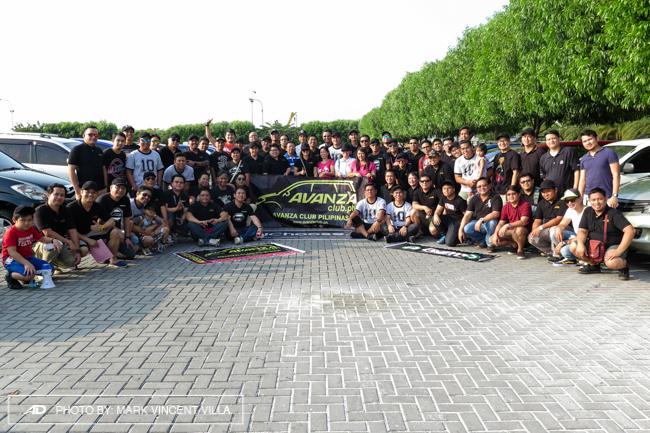 A car club that gives back, Avanza Club Pilipinas Inc.