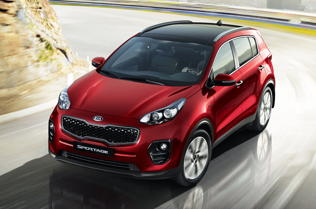 Kia Ph unveils the 4th generation all-new Sportage