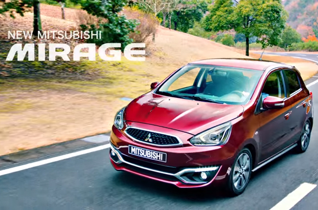 WATCH: Mitsubishi shows why the new Mirage can be your best buddy
