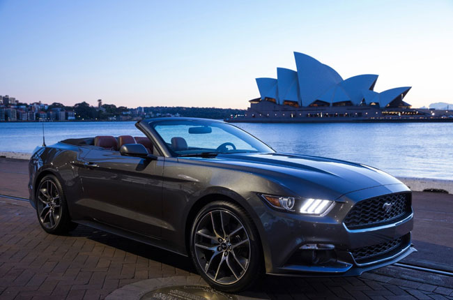 Fordu0027s Latest Pony Car, The 6th Generation Mustang, Is Now The Worldu0027s Best Selling  2 Door Sports Car. This Great News Came From IHS Automotiveu0027s Latest ...