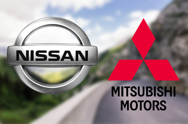 Nissan and Mitsubishi