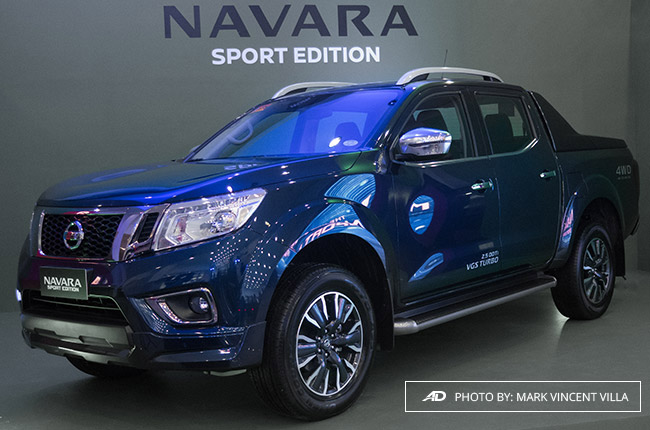 Nissan Ph expands Navara lineup with new Sport Edition