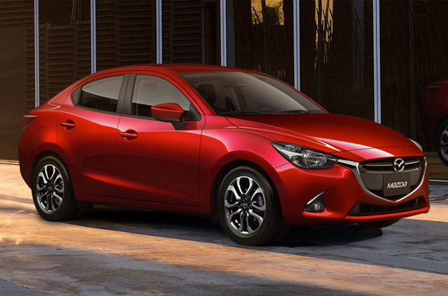 2015 Car of the Year PH, the Mazda2, will be on display at 25th Trans Sport Show