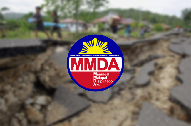 MMDA to halt EDSA traffic during MMShakeDrill this June