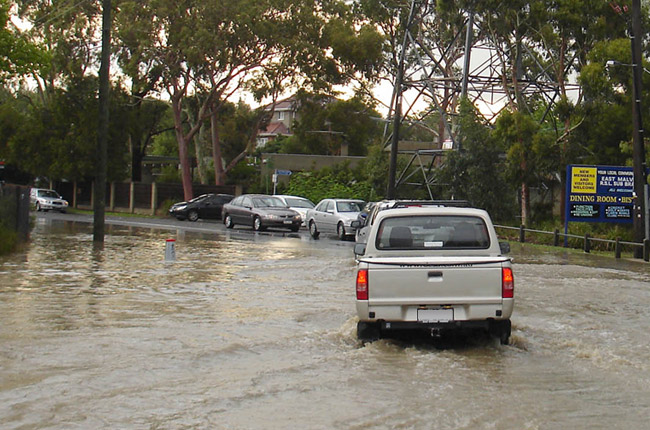 Safety tips to help you survive driving through floods