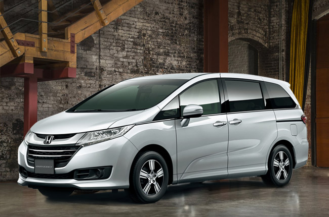 Honda launches new 8-seater variant for Odyssey