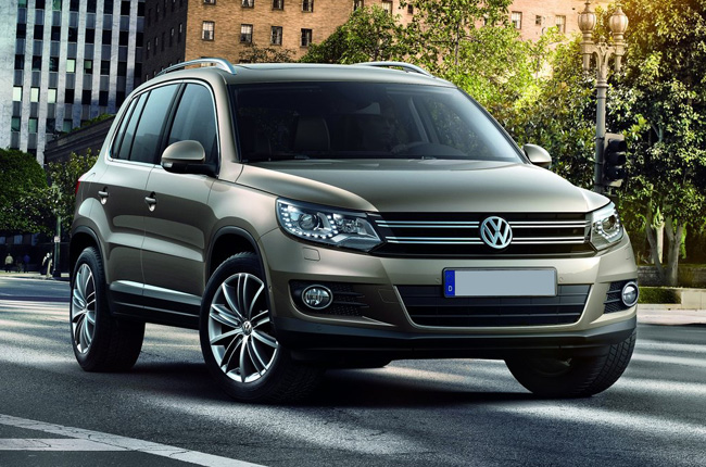 Why buy the Volkswagen Tiguan Business Edition?