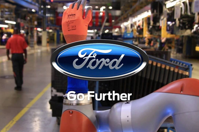 Ford co-bots