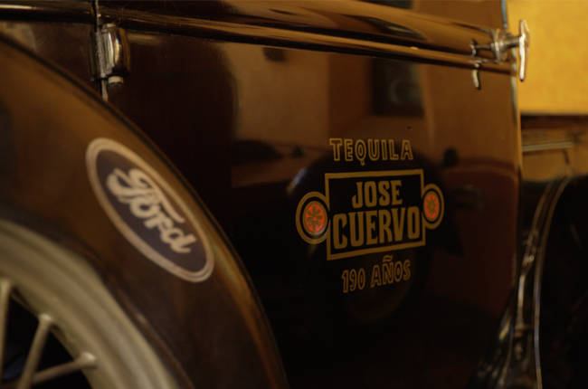 Ford, Jose Cuervo